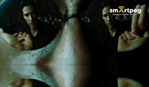 Immagine tratta dal film Matrix
