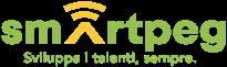 Logo verde di Smartpeg